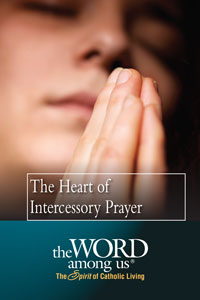 The Heart of Intercessory Prayer (Pamphlet)