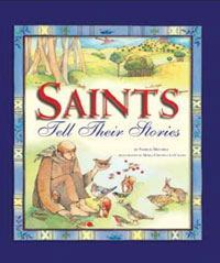 Saints Tell Their Stories (Hardcover)