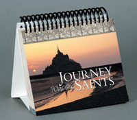 Journey with Saints Desk Calendar