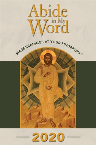 Abide In My Word 2020: Mass Readings At Your Fingertips