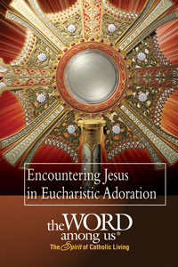 Encountering Jesus In Eucharistic Adoration (Pamphlet)