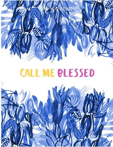 Call Me Blessed Scripture and Prayer Journal