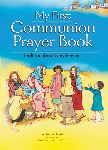 My First Communion Prayer Book