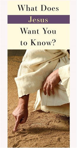 What Does Jesus Want You to Know?