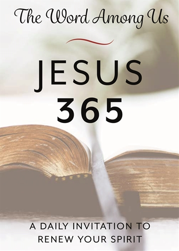 Jesus 365: A Daily Invitation to Renew Your Spirit